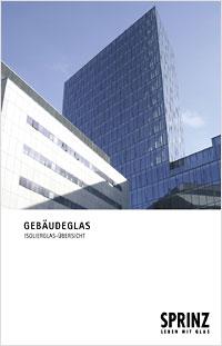 Gebäudeglas Isolierglasübersicht