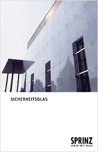 Katalog SICHERHEITSGLAS