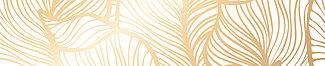 """Motiv """"Blattstruktur gold"""" (0431)"""