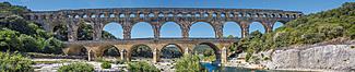 "Motiv ""Pont du Gard"" (0447)"