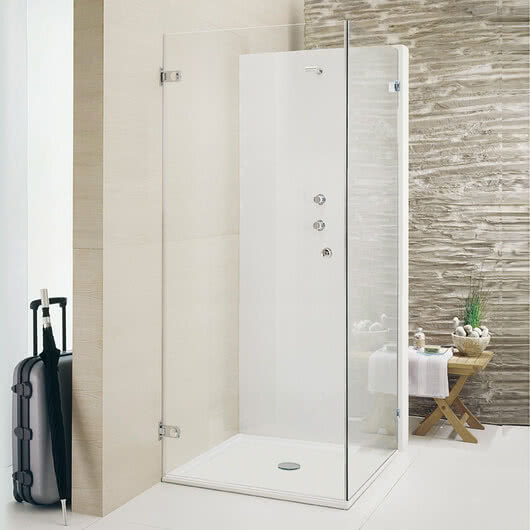 Beryll shower with side access