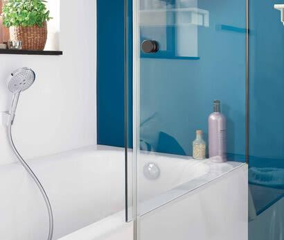 Tansa Spritzschutz für die Badewanne