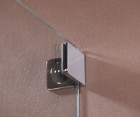 Achat R Plus wall bracket, exterior