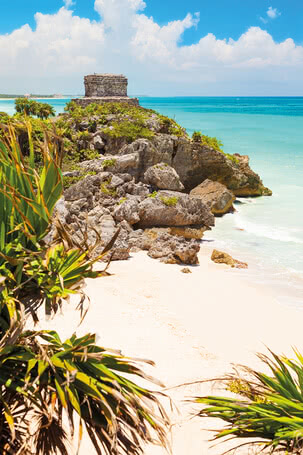 Karibischer Strand | 4002