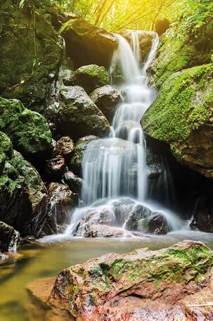 San Ngorn Wasserfall | 4025