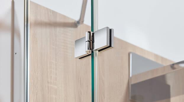 Edition-Line shower hinge