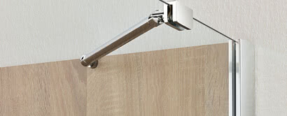 Edition-Line shower joint rod