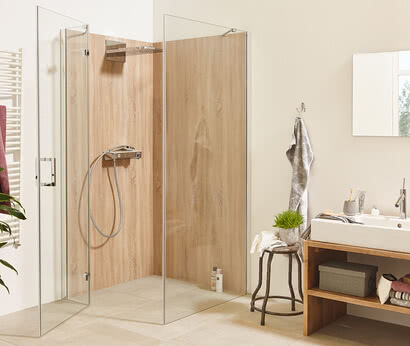 Edition-Line shower with System Basic