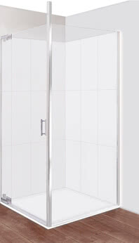 Omega 150 shower with side access