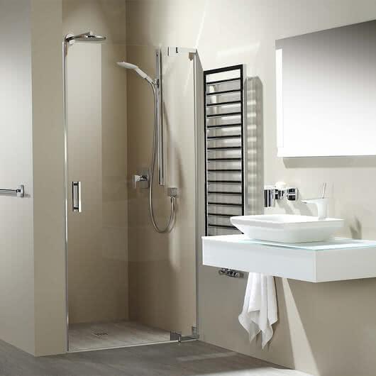 Omega 150 glass shower