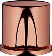Glossy copper