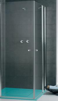 Sprinter Plus shower model, corner access