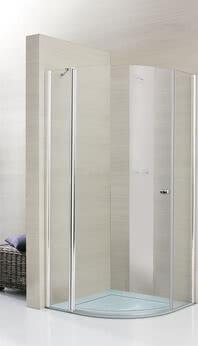 Sprinter Plus shower quadrant model