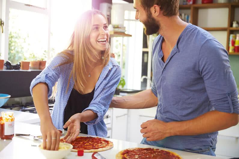 Mit einer Küche von Sprinz macht das Kochen gleich doppelten Spaß