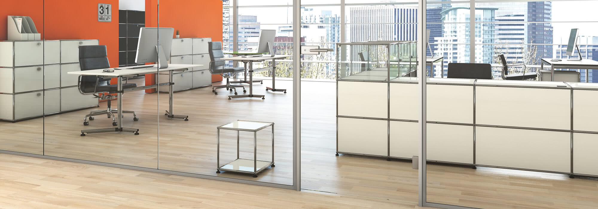 All-glass systems
