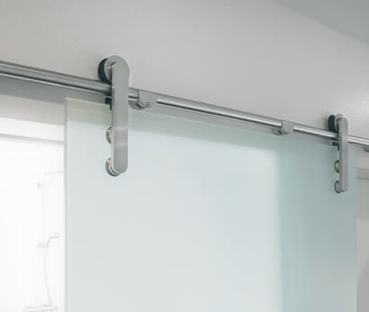 Sliding door system Motion 200 Plus Guide track
