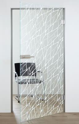 SPRINZ Glastuer Calgery sd sk09 148 edelstahl offen mit Stuhl print.jpg