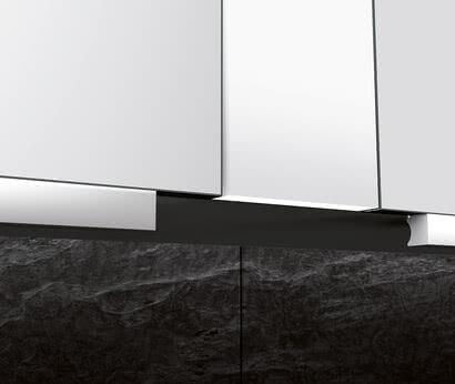 SPRINZ Elegant-Line mirror cabinet