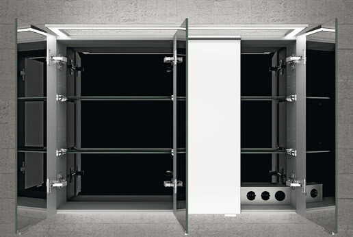 SPRINZ Modern-Line mirror cabinet