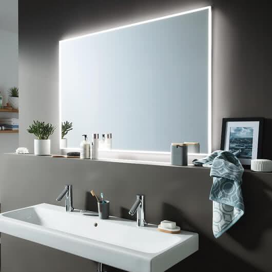 Smart-Line flat mirror