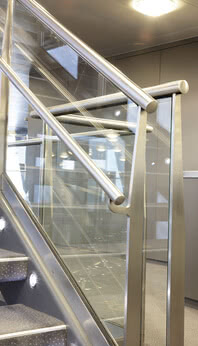 SPRINZ glass balustrades