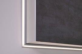 Cover frame