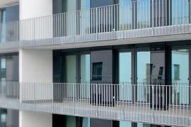 Fassadenverglasung