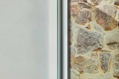 SPRINZ HyggeOutdoorFeeling Sichtschutz SystemCompact Motiv Steinmauer Eckpfosten web.jpg