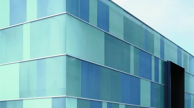 SPRINZ Façade glazing