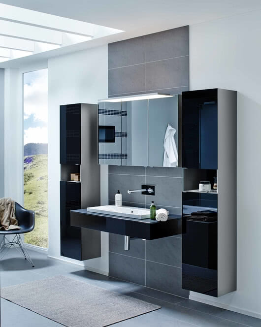 Bathroom furniture – a bright & beautiful collection