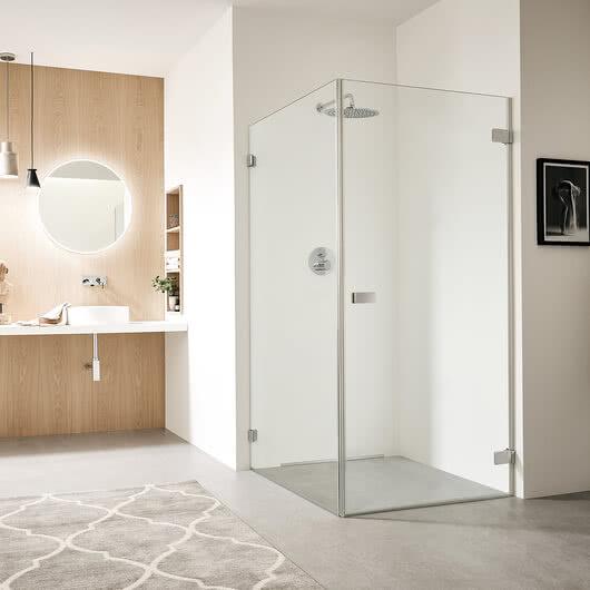 Dusche Vega Tür geschlossen