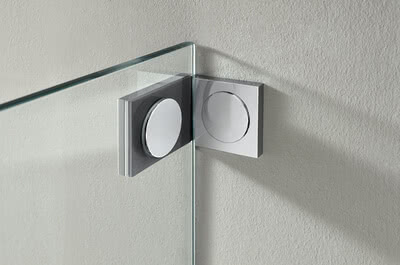 Glass shower Walk-in wall bracket