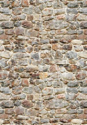 Natursteinwand | 4040