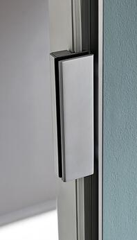 Door hinge of Aluzarge 200 Magnet
