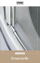 Übersicht Ersatzteile SPRINZ Duschenwelt