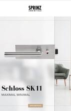 SPRINZ Interieur Flyer Schlosskasten SK11