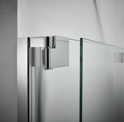 SPRINZ Omega Plus Beschlag Glas Wand oben aussen offen web