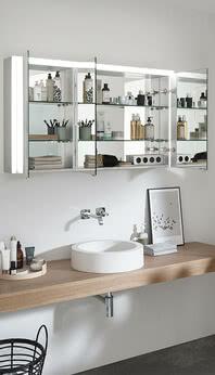 SPRINZ Elegant-Line 2.0 mirror cabinet interior