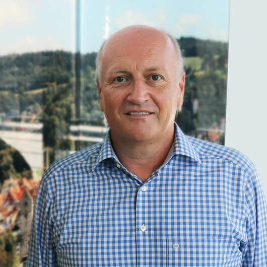 Heiko Gütschel, Head of Sales Components and Representation for Hesse and Bavaria North