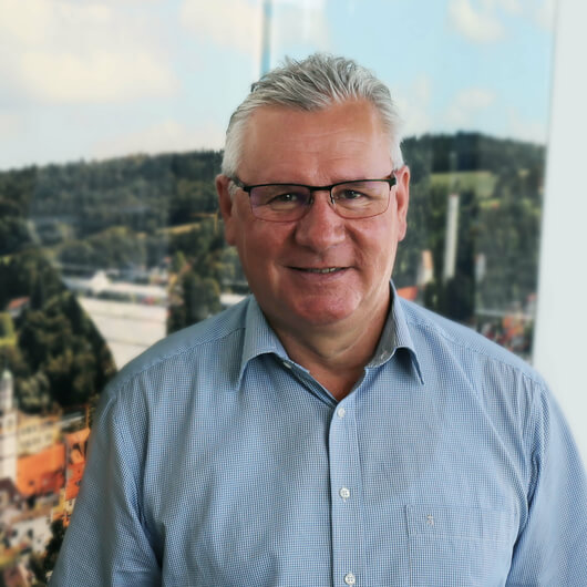 Martin Schumacher, Handelsvertretung Bauelemente für die Schweiz