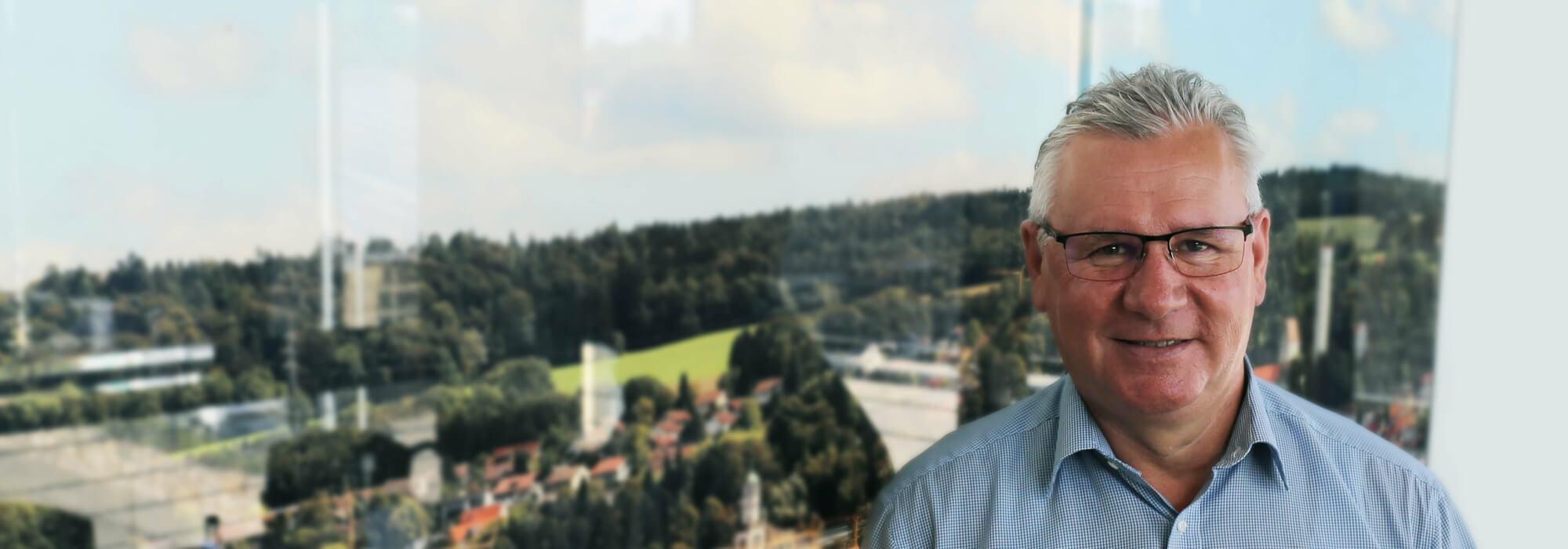 Martin Schumacher: SPRINZ Interieur Handelsvertretung Schweiz