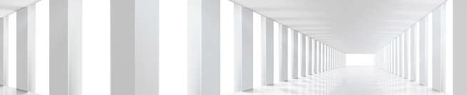 White hallway | 0435