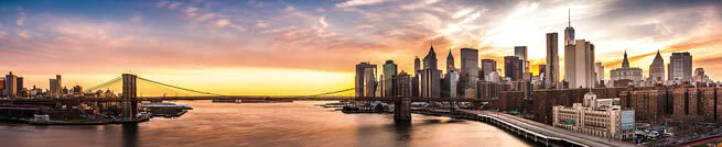 Skyline Brooklyn Bridge | 0443