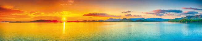 Sunrise on the ocean | 0454