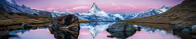 Matterhorn on Stellisee | 0458